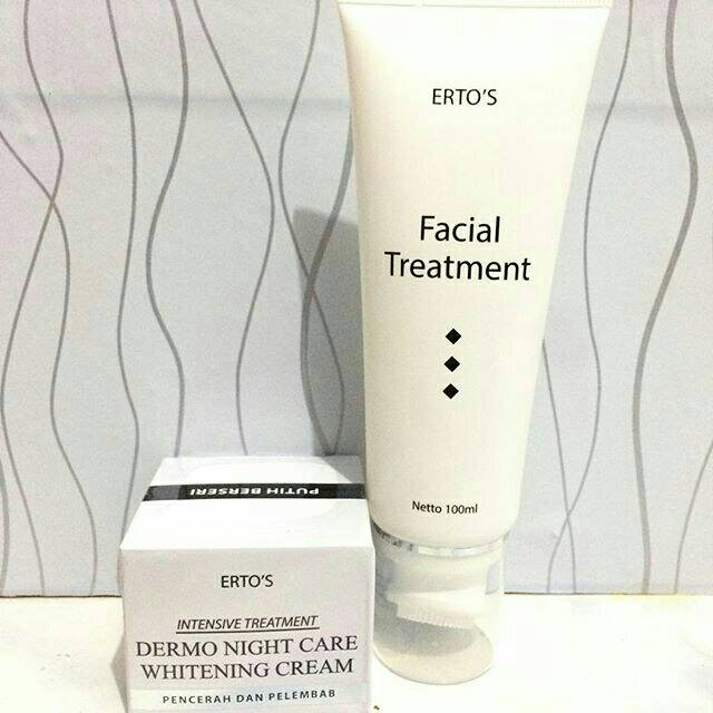 CREAM DERMATURE WHITENING CREAM cream pemutih kulit dan kulit wajah | Shopee Indonesia