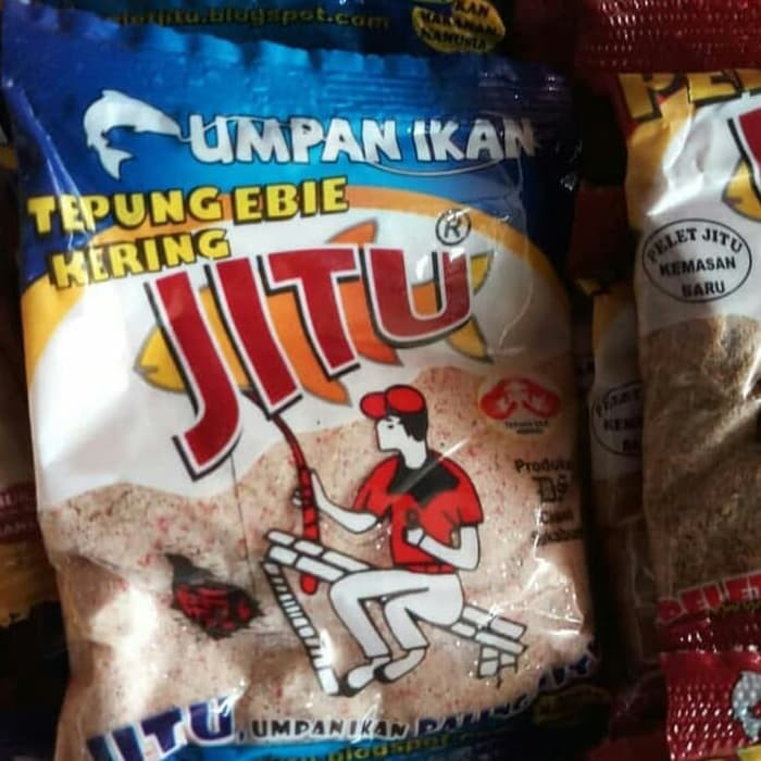 Umpan Ikan Jitu Ebi Topi Biru Shopee Indonesia