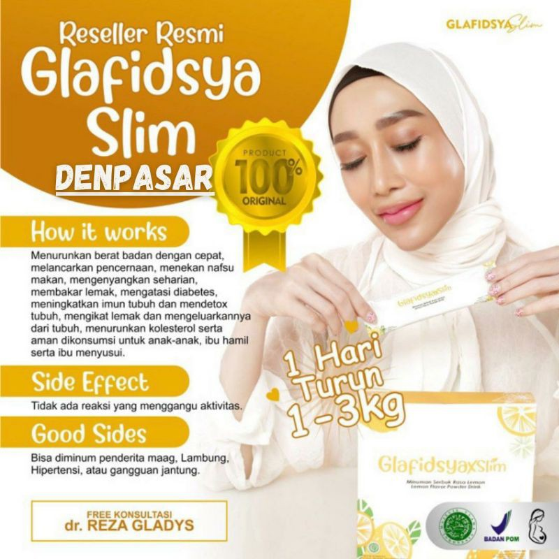 GLAFIDSYA SLIM & GLAFIDSYA XSLIM