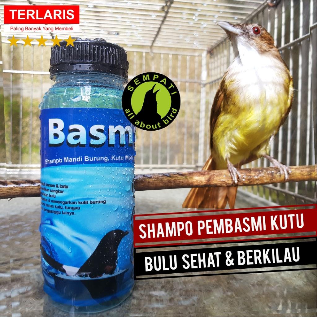 Shampo Burung Basmi Kutu Obat Bulu Rontok Kusam Sampo Sabun Mandi Murai Beo Parrot Lovebird Zerouc1 Shopee Indonesia