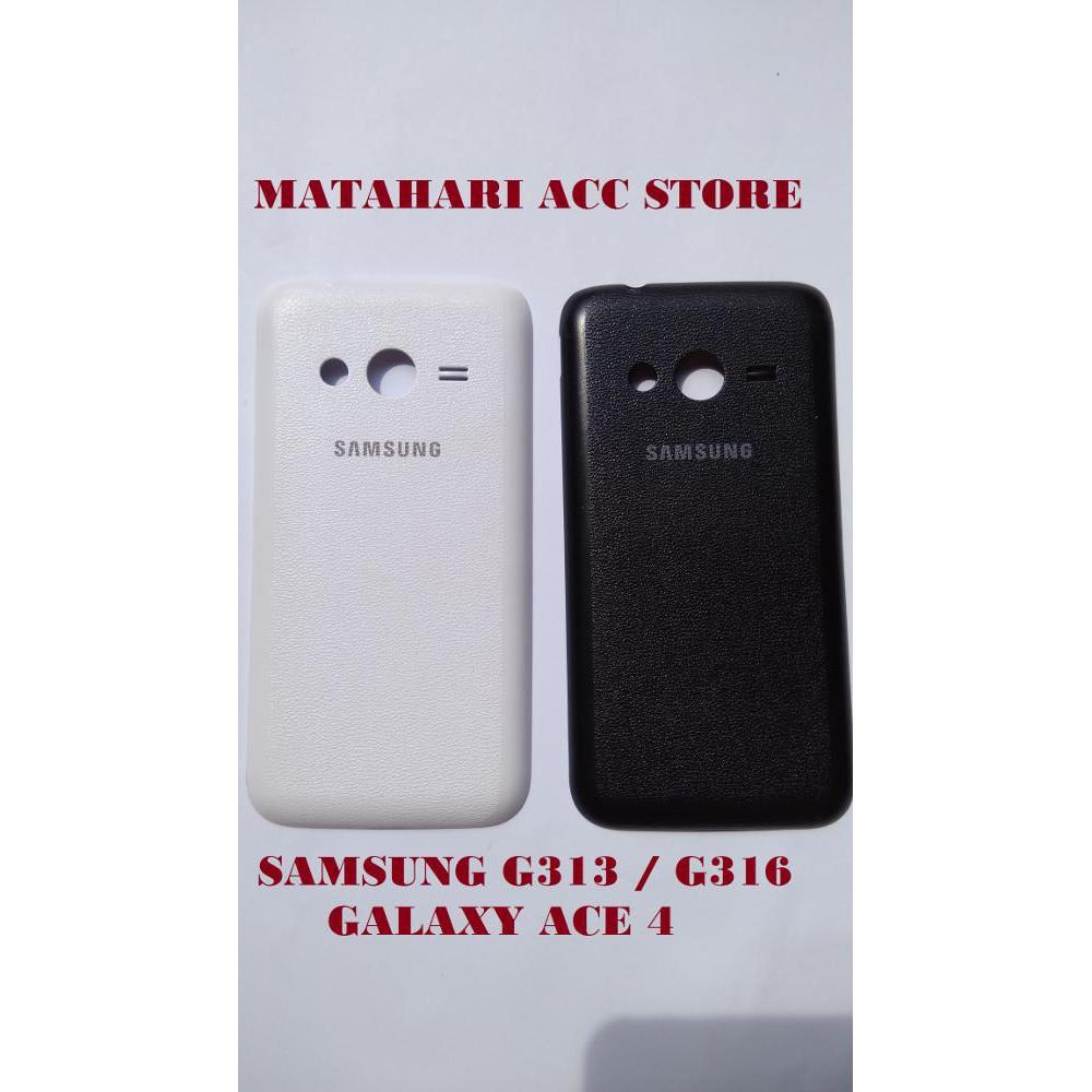 Samsung Galaxy Ace 2 I8160 Backdoor Backcover Case Casing Tutup Belakang A5 A510 2016 G313 G316 4 V Back Cover