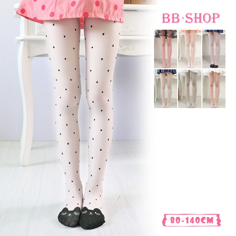 Bb Shop Legging Anak 6 Warna Pola Kucing Stocking Anak Import Polos Legging Anak Celana Anak Celana Shopee Indonesia