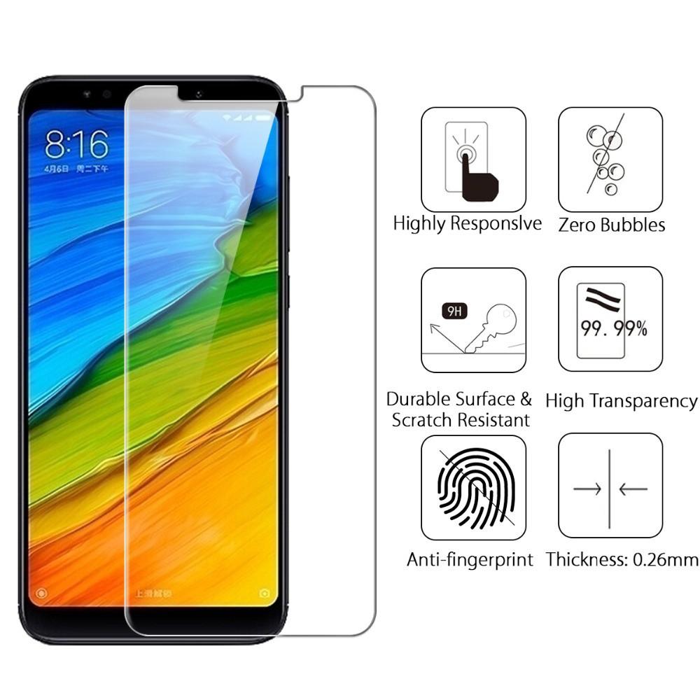 Xiaomi Redmi Note 5 Pro Mocolo Tempered Glass Warna Full Cover 25d Note5 Color Kualitas Premium Shopee Indonesia
