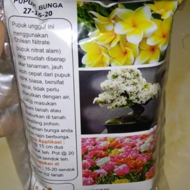 Pupuk Aneka Bunga 27 16 20 Pupuk Bunga Pupuk Untuk Bunga Shopee Indonesia