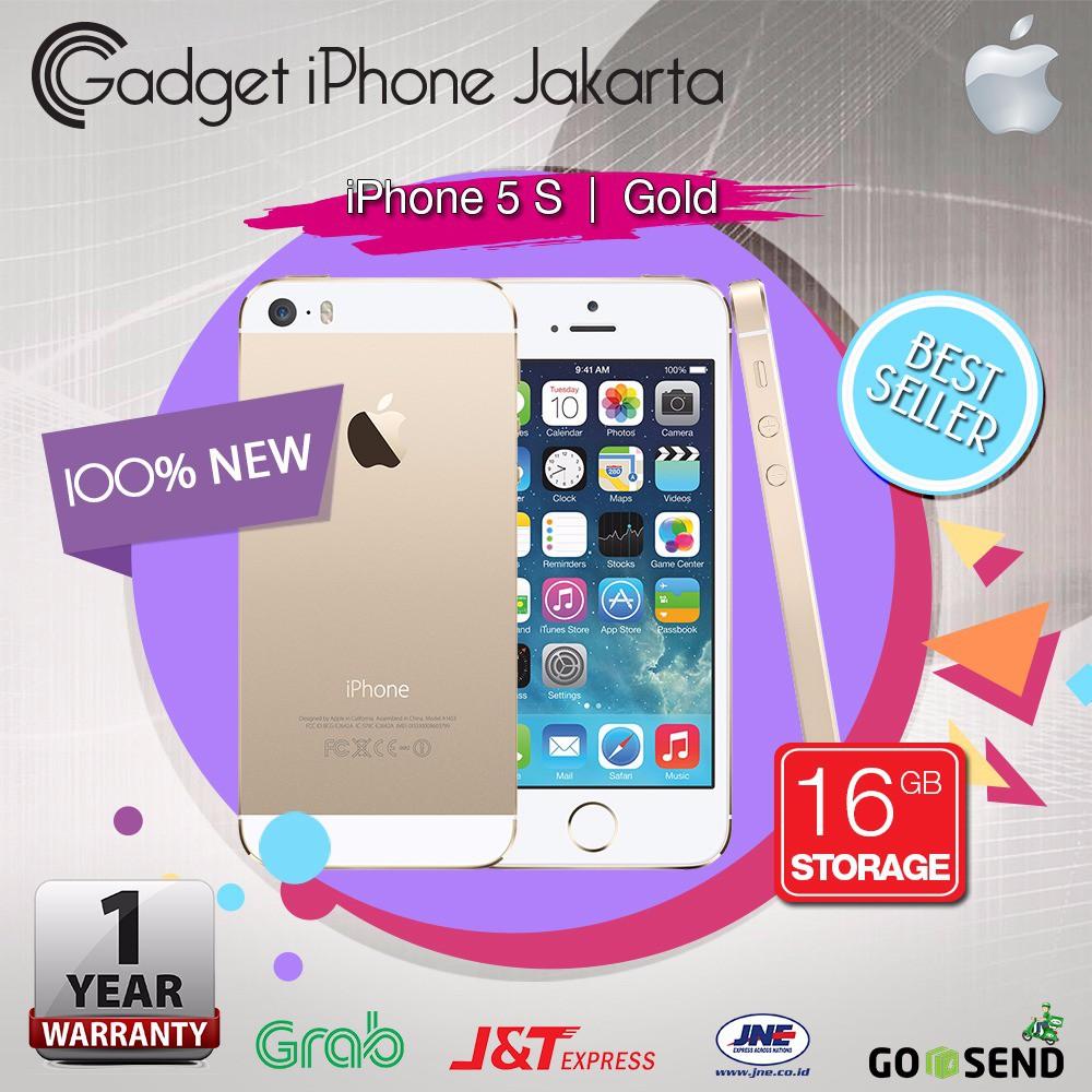 Apple Iphone 5s 32gb 4g Lte Original 100 Shopee Indonesia Silver Gold Grey Rose Garansi 1 Thn
