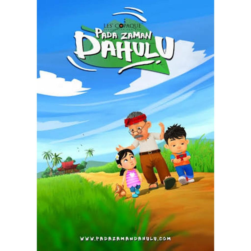 TERLARIS DVD Pada Zaman Dahulu Kancil