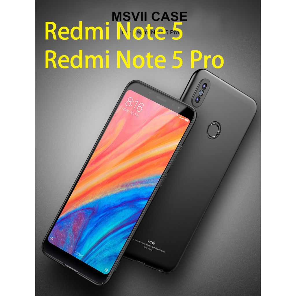 Cafele Xiaomi Redmi Note 5 Note5 Pro Tempered Glass Clear Color 25d Full Cover Original Shopee Indonesia