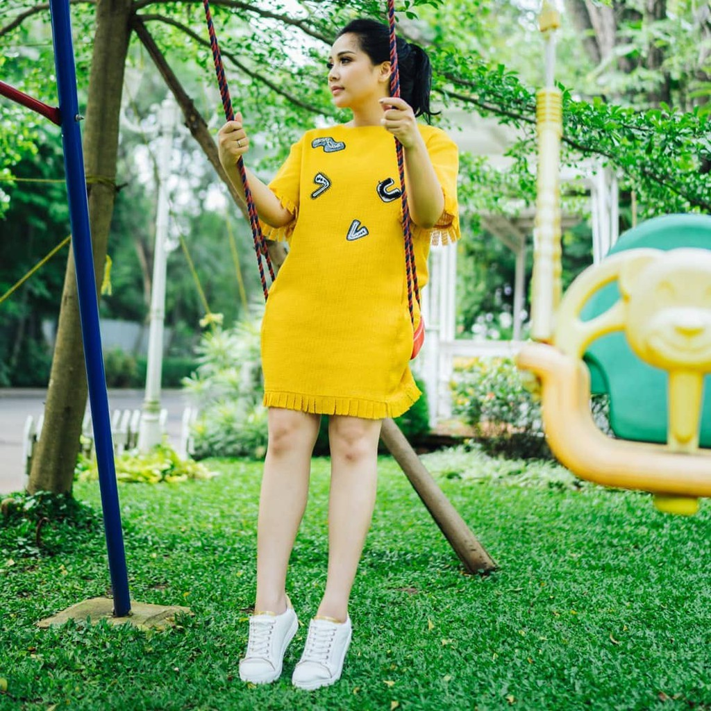 Gigibynagita Julia Hazelnut Mules Shopee Indonesia Amazara Celia Maroon Flatshoes 40