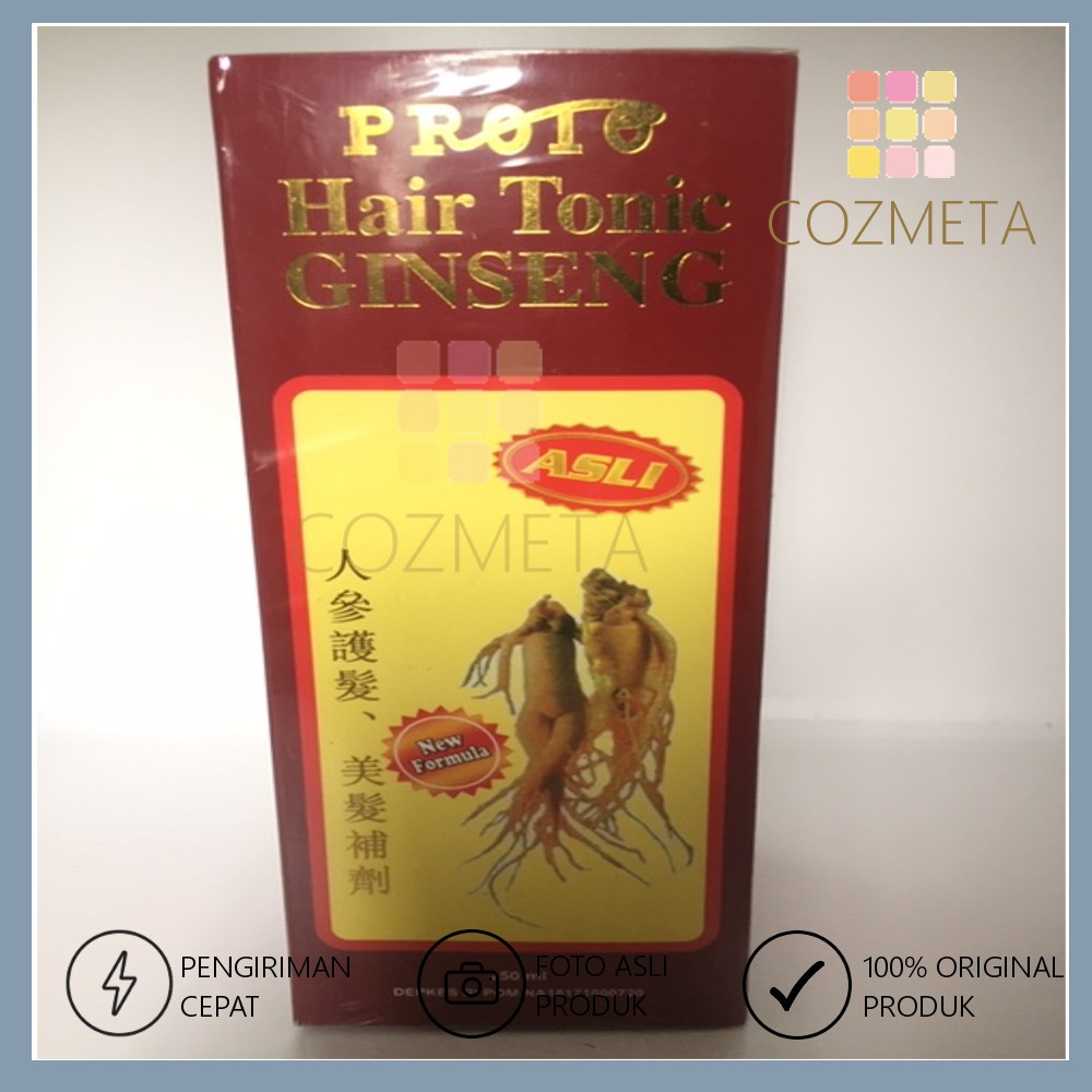 Hair Tonic Ginseng ...