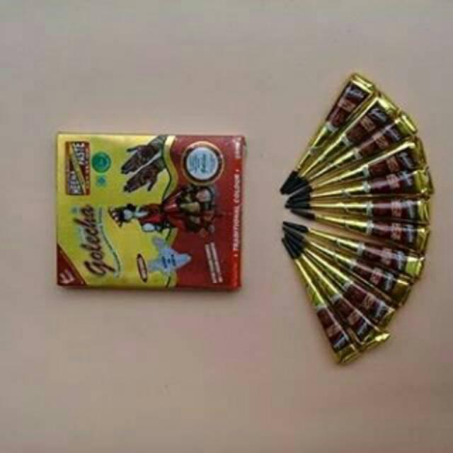 Henna Golecha All Varian Merk Produk Harga Khusus Shopee Indonesia