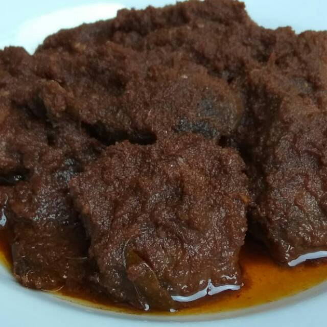 Rendang Basah Rendang Kering Rendang Daging Rendang Telur Crispy Rendang Padang Rendang Payakumbuh Shopee Indonesia
