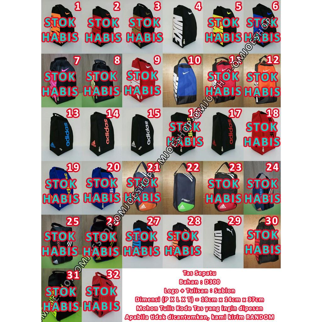 MURAH BANGET!!! TAS SEPATU PRIA TERLARIS - TAS FUTSAL - TAS FOOTBALL - TAS  BADMINTON  140a76970c