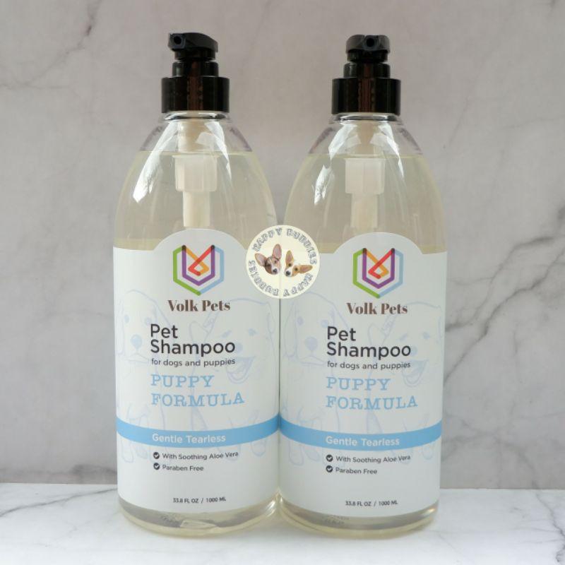 Volk Pets Puppy Dog Shampoo/ Shampoo Anak Anjing 1L