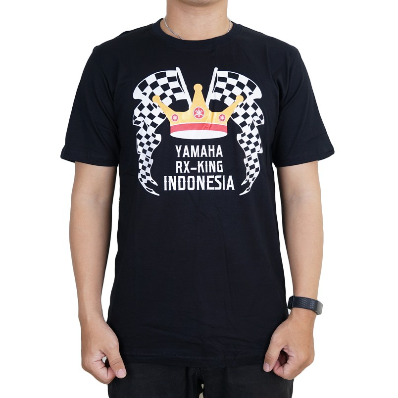 Vanwin - Kaos Pria / Distro Pria T-shirt Racing Staria F 150 Start - Hitam | Shopee Indonesia