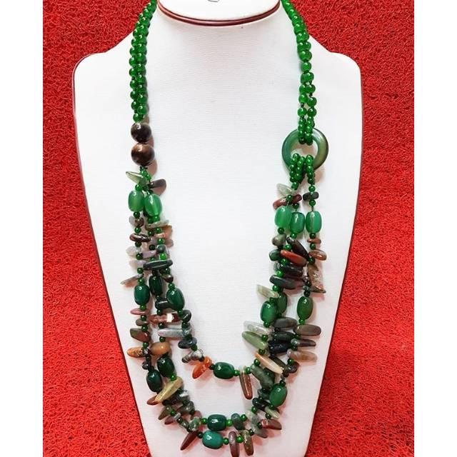 Black Jade Kalung Gelang Kesehatan dan Spesifikasi Lengkap. Source · Kalung Batu .