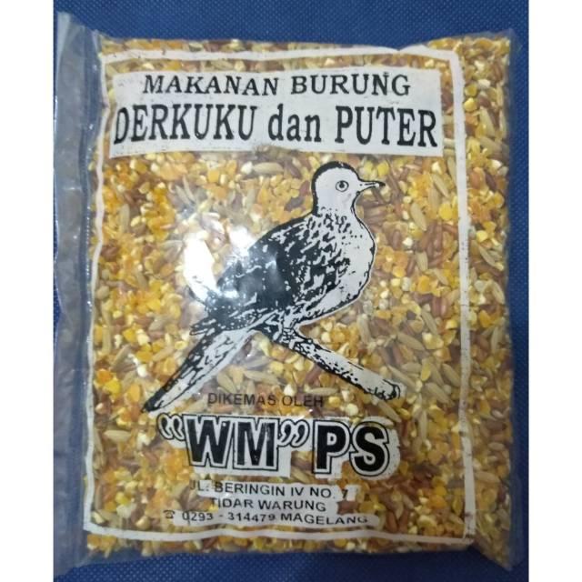 Makanan Burung Derkuku Dan Puter Shopee Indonesia