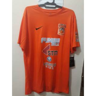 Jersey Pusam Borneo FC 2018 Liga 1 Gojek Home Orange
