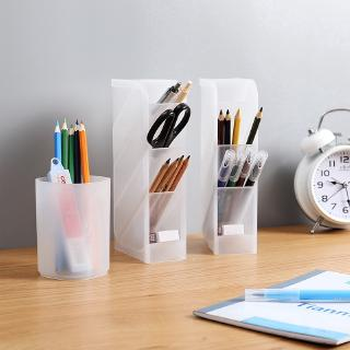 Muji Style 4 Grid Desktop Storage Multi-function Box  Desk Pen Pencil Case Make Up Cosmetic Holder #6