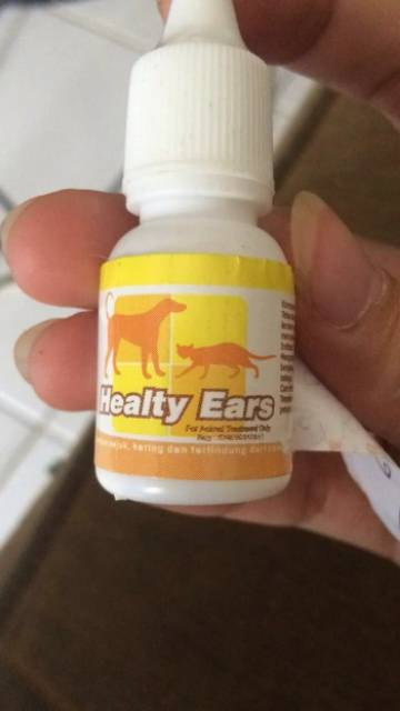 Healthy Ears Cairan Tetes Iritasi Pembersih Telinga Anjing Kucing Shopee Indonesia