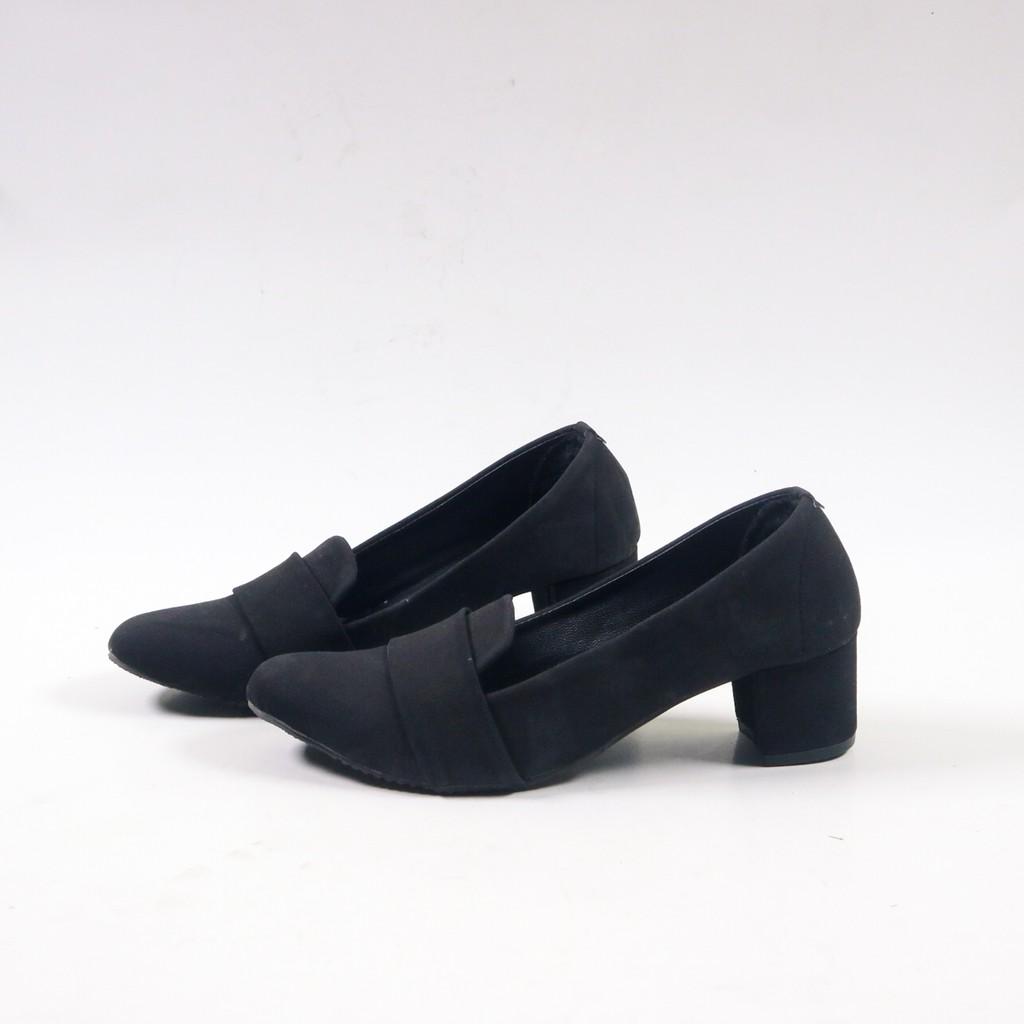 Belivin Joanna Ribbon Platform Shopee Indonesia Amazara Hazelnut Heels Cokelat Muda 37