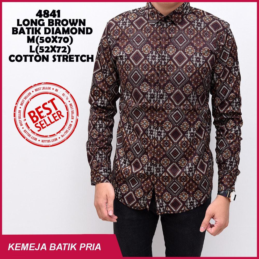 Pria Gradation Panjang Slimfit | Baju Batik Cowok ... Source ·
