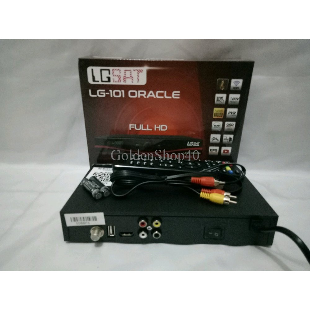 Receiver Parabola Ninmedia Gardiner Lg Sat Oracle Hd Shopee Indonesia Stb Mnc Group