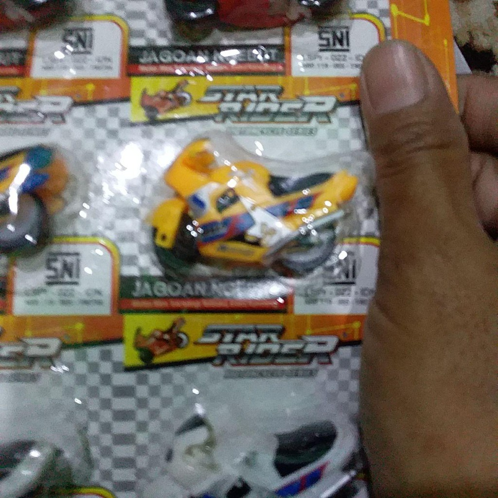 Motor Mainan Spin Go Motor Mainan Kecil Shopee Indonesia