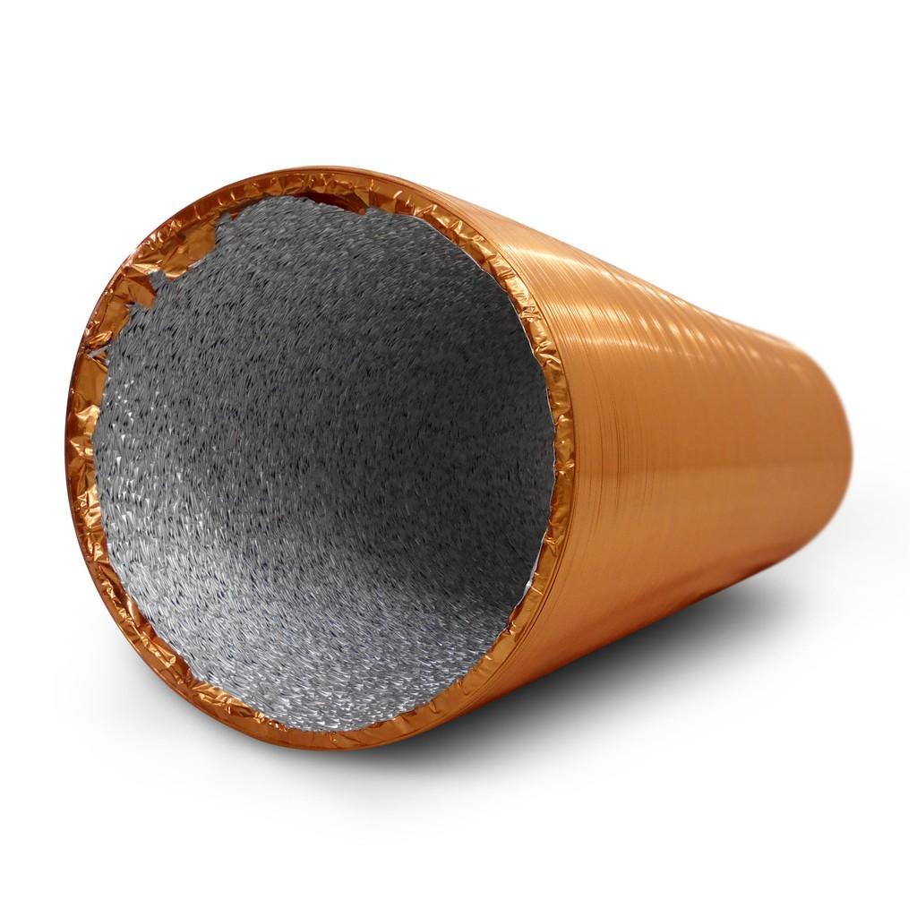 CKE Flexible Duct FD-COP-AL 12 Inch 10 Meter Duct Hose Selang Flexible  Selang Ventilator Ducting