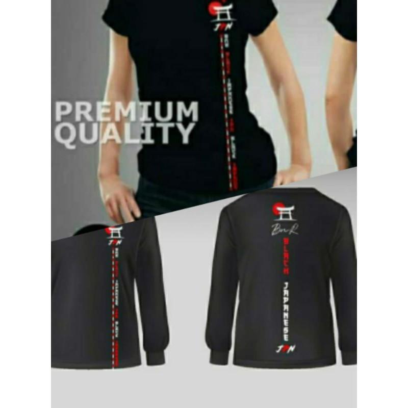 baju BnR black japanese produk asli BnR black japanese
