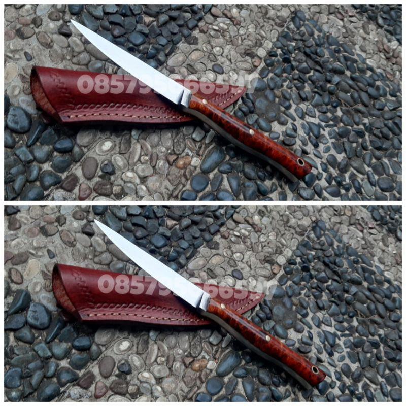 pisau seset pisau dapur premium bohler d2 elmax
