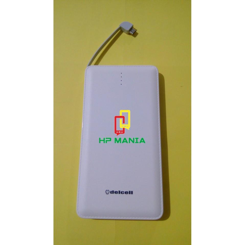 Dapatkan Harga Powerbank Diskon Shopee Indonesia Delcell Neo Metal Ter Elegan Seperti Power Bank Xiaomi Real Capacity 10000 Mah Garansi Resmi