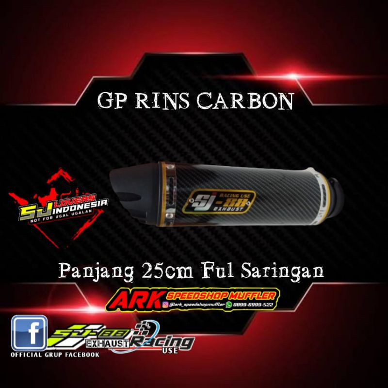 selincer sj88 type gp rins carbon