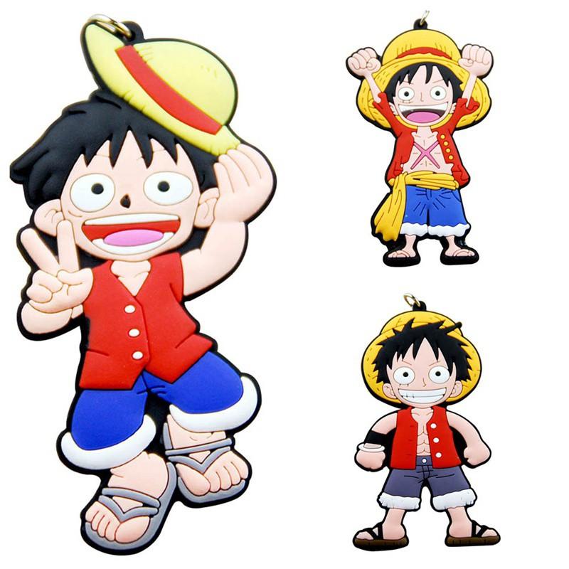 Gantungan Kunci Bentuk Kartun Anime Lucu Untuk Hadiah Anak