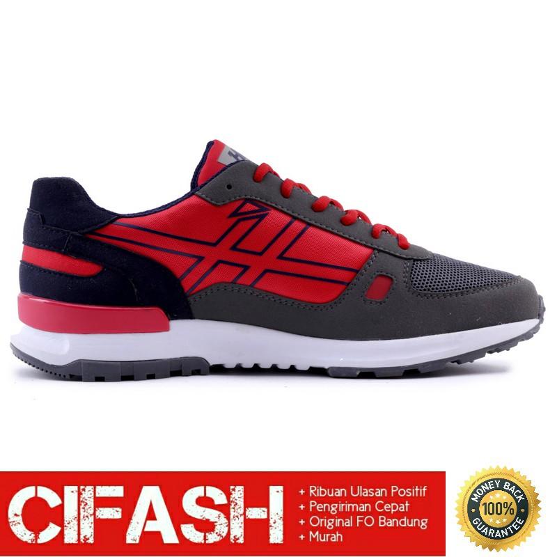 Sepatu Sneakers Sport Pria Wanita ...