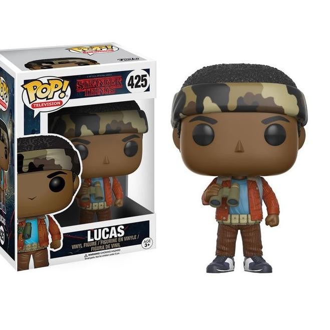 Lucas Pop Funko 425 Stranger Things