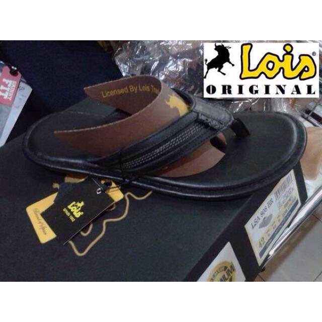 Sandal Lois Ori Black  94b6e9bdb1