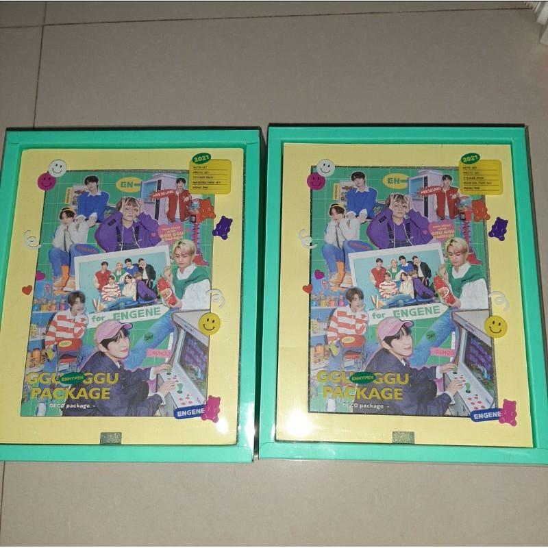 Ggu-Ggu Package ENHYPEN RPC SUNOO JUNGWON SUNGHOON JAY