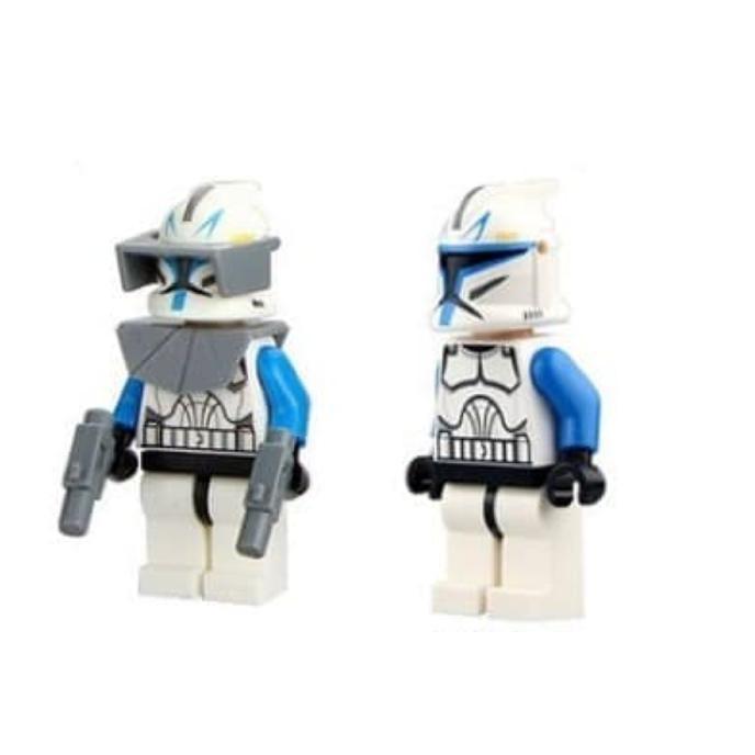 star wars clone trooper captain rex gar clone wars