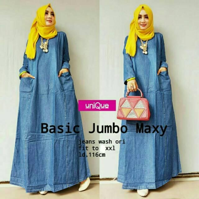 JUAL - gamis remaja britasya  baju gamis wanita terbaru maxi dress muslim -  TW6  713b46af14