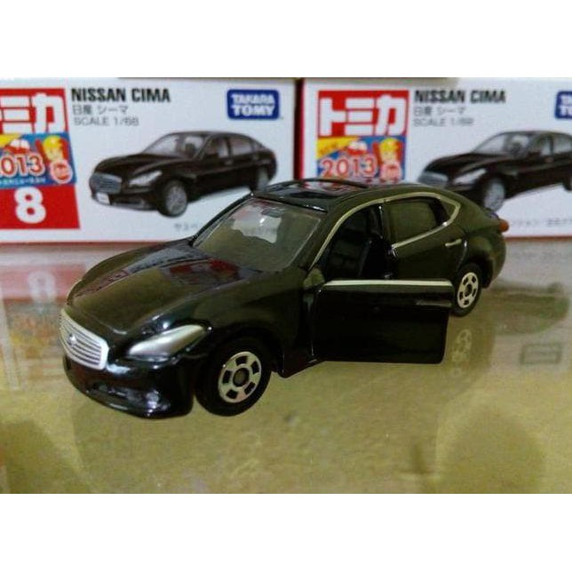 Barang Berkualitas Tomica No 8 Diecast Miniatur Mobil Nissan Cima Harga Promo Murah Shopee Indonesia