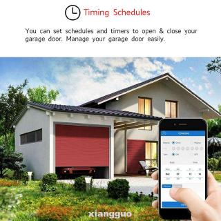 Smart Switch App Home Garage Door Use Wifi Remote Control Professional For Ewelink Shopee Indonesia