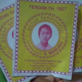 Bedak Saripohatji ecer (Bungkus) minimal order 10pcs thumbnail