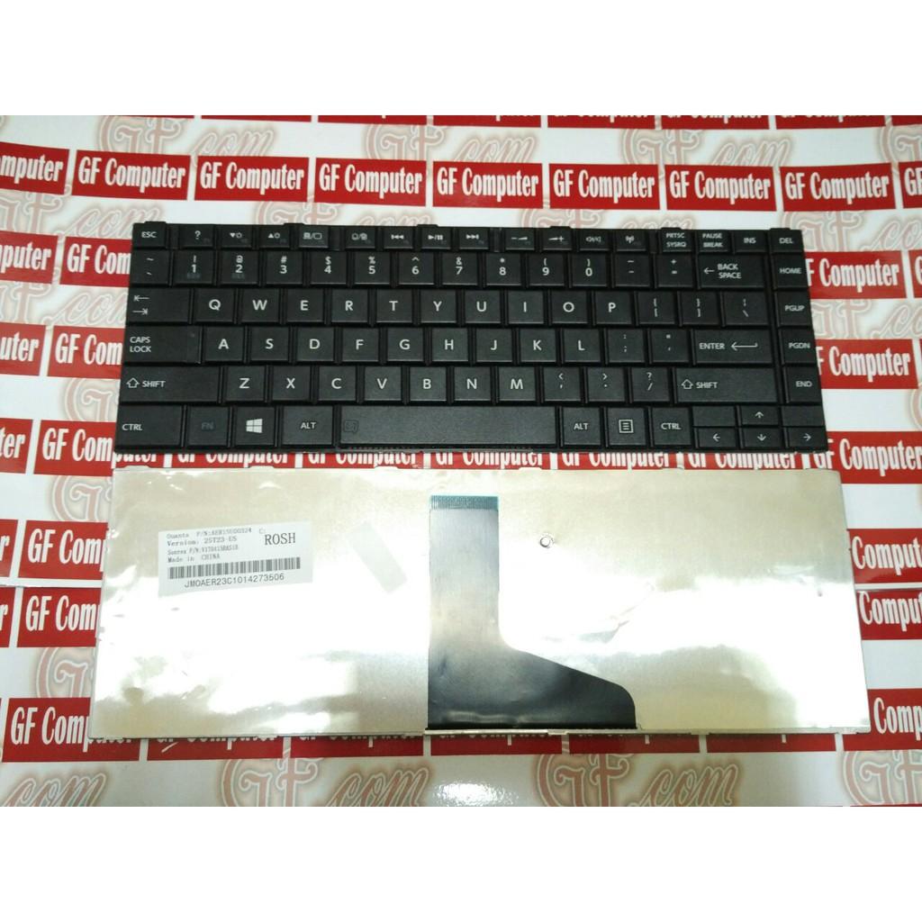 Dijual Keyboard Toshiba Satellite C600 C640 L600 L630 L635 L640 Laptop Notebook Satelite Nb10 A Nb15 Hitam L640d L645 L645d L730 L735 Shopee Indonesia