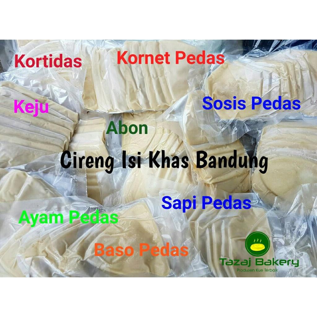 Cireng Isi Rasa Mix Shopee Indonesia Banyur Terlaris Garut Makanan Khas Oleh Halal Best Seller