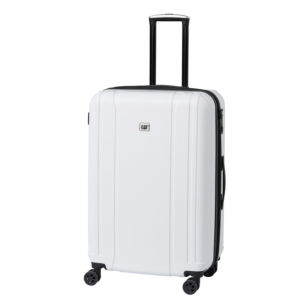 Caterpillar New Orion 24 Inch Luggage - White