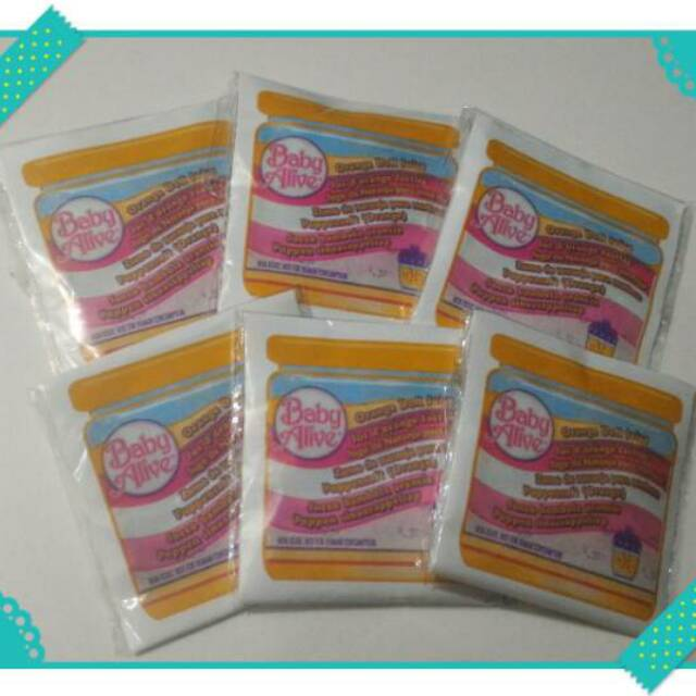 Promo Buy 10 Get 1 Free Makanan Boneka Baby Alive Doll Food Baby Alive Tutu Dolls Warm Dolls Shopee Indonesia