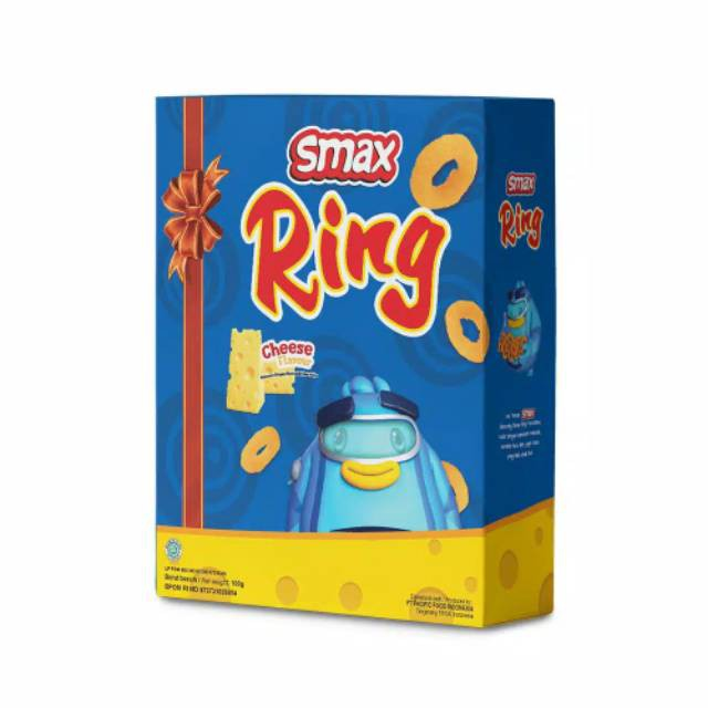 SMAX RING BOX 100G
