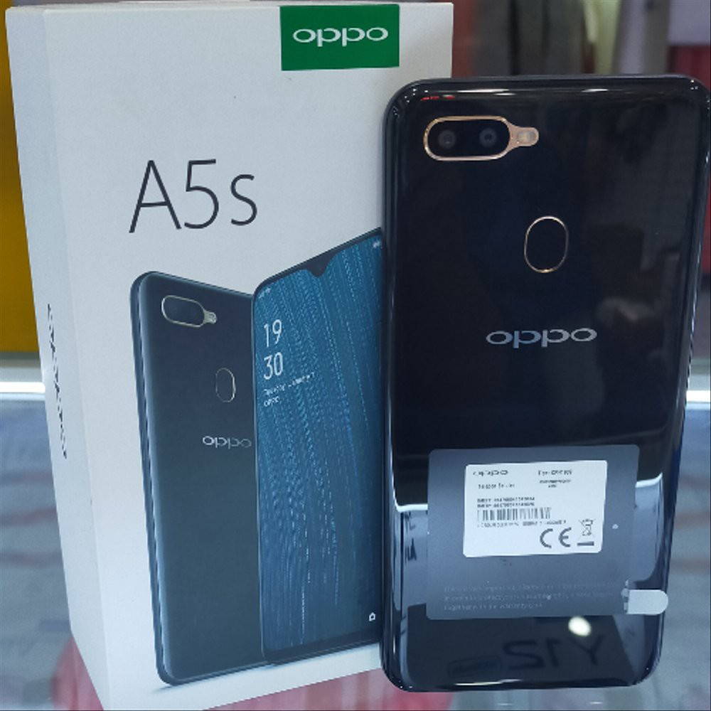Oppo A5s Ram 3 Rom 32Gb ( SECOND )