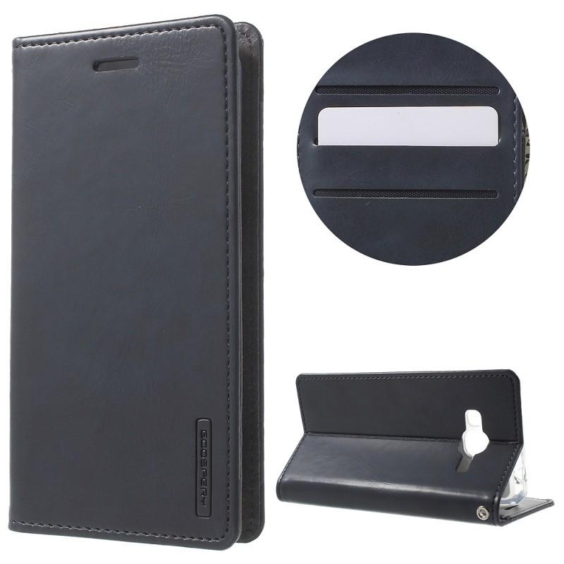 Case Samsung Galaxy J5 Prime Mercury Goospery Blue Moon PU Leather Wallet Flipcase Casing Sarung Hp | Shopee Indonesia