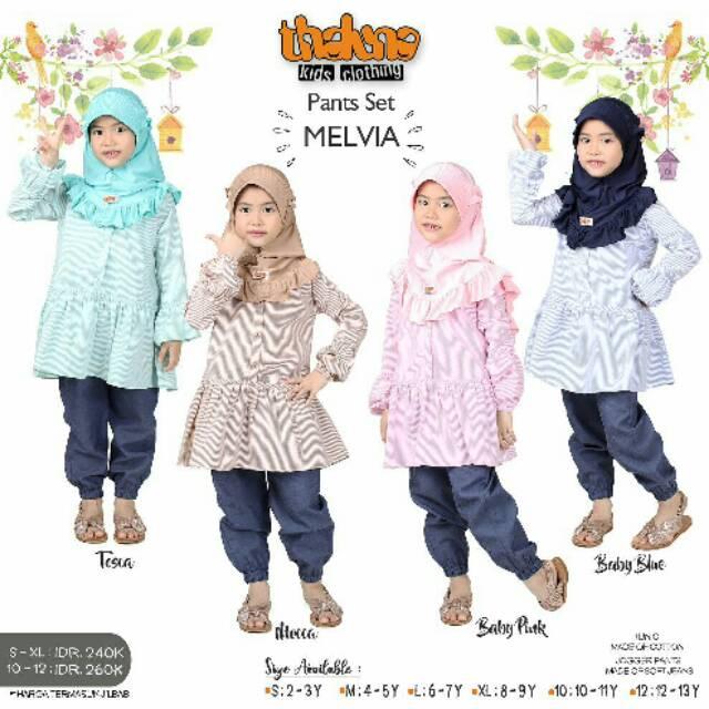 Kamilla Kids by Fenuza Muslimwear  f2ec626629